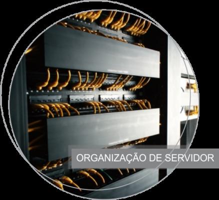organizacao de servidor